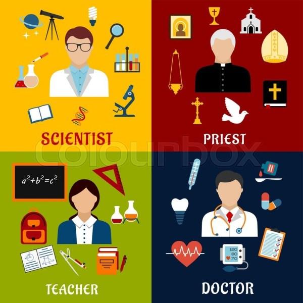 Religious Profession Symbols