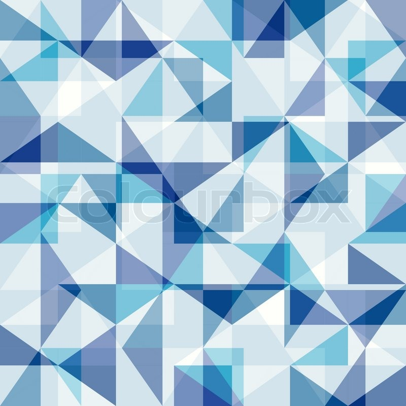 Abstract geometric pattern vector   Stock Vector