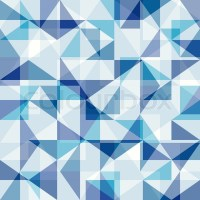 Abstract geometric pattern, vector wallpaper | Stock ...
