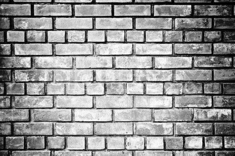 Schwarze und weie Mauer Hintergrund