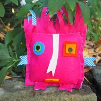 A Quick and Easy to Sew Softie your Kids Will Love