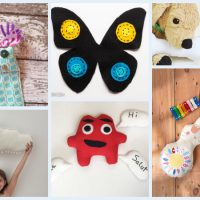 50+ Easy Free Stuffed Toy Patterns to Sew