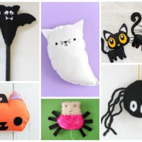 30+ Easy Halloween Sewing Projects
