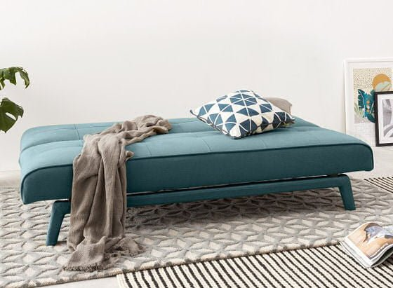 best small sofa bed uk beige decoracion top 10 beds for spaces colourful beautiful things the yoko contemporary comes in a range of colours including grey blue pale zingy orange and butter yellow