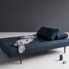 John Lewis Sofa Bed Urban Home Highland Top 10 Beds For Small Spaces Colourful Beautiful Things By Innovation In Dark Blue With Wood Legs