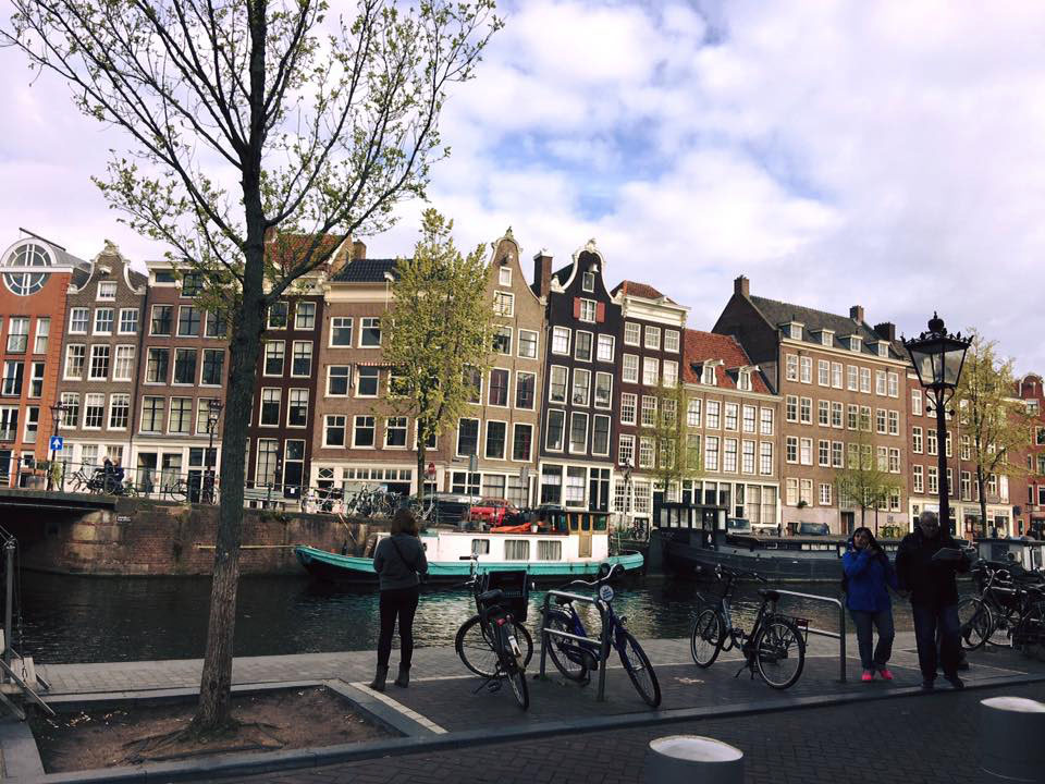Prinsengracht Canal Neighbourhood