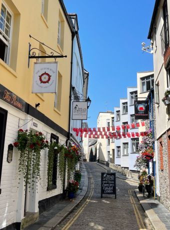 New Street The Barbican Plymouth Featured