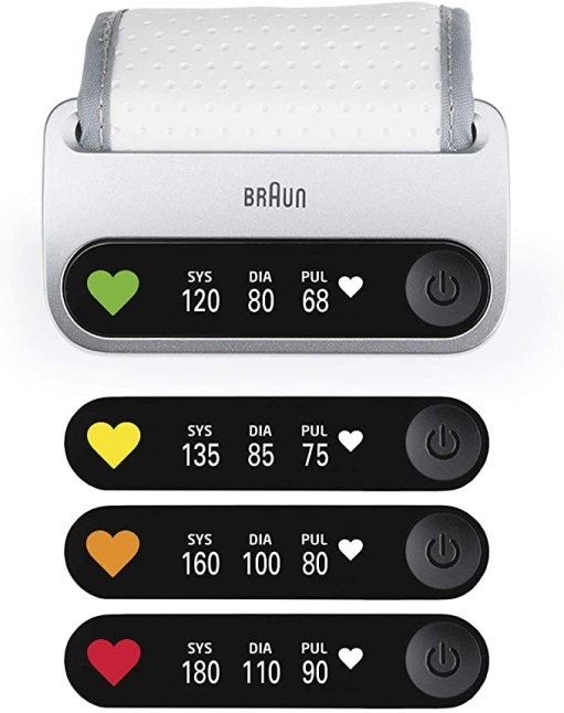 Braun iCheck 7 Colour Coded Display