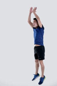 Burpees 6 Stand and Jump