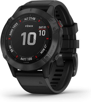 Fenix 6 Pro