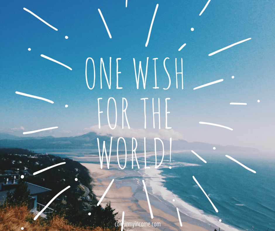 One Wish for the World