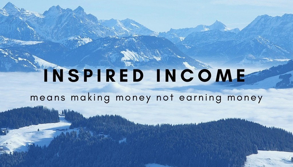 Inspired incomes - Amazing fun ideas for making money