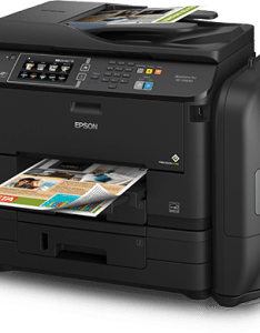 Epson workforce pro wf  print also top inkjet printers with refillable ink tanks  no more expensive rh colourmylearning