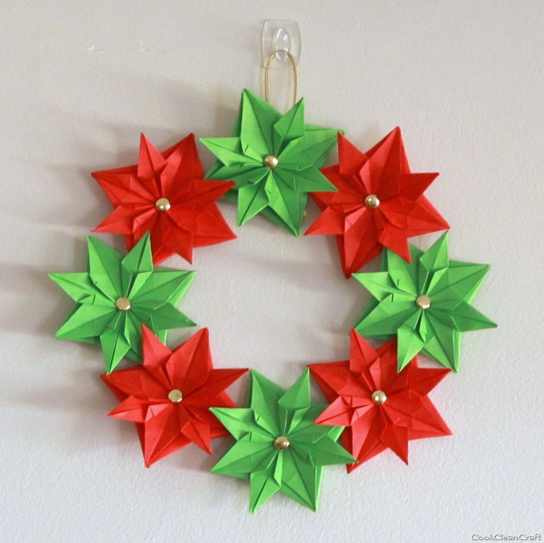 The 10 Best Origami Christmas Ornaments To Make With Your Kids Colour My Learning