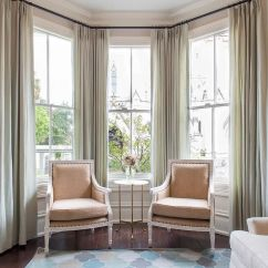 Living Room Curtain Ideas For Bay Windows Tv Units Design In 5 Simple Gorgeous Colour My
