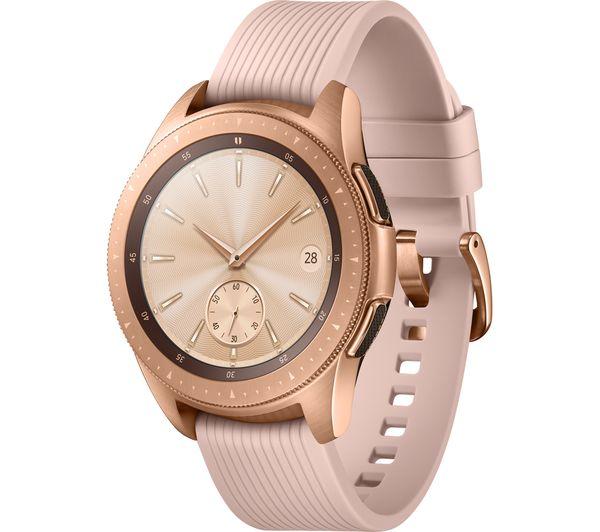 SAMSUNG Galaxy Watch Rose Gold 42mm
