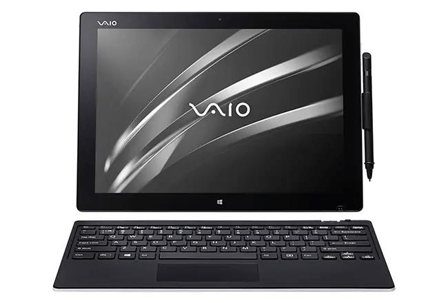 Vaio Z Canvas Signature Edition 2-in-1 Laptop