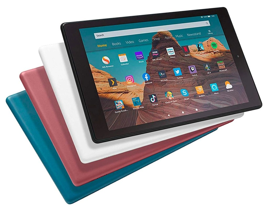 Amazon Fire HD 10 9th gen 2019