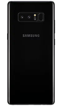 Note8 Glass Back