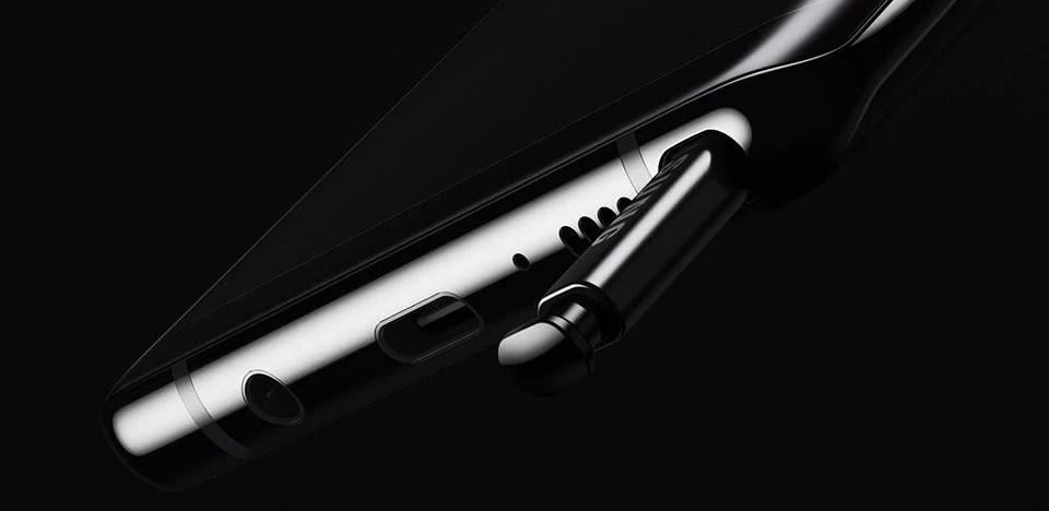 Note8 S Pen Silo