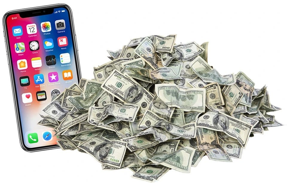 iPhone X Expensive