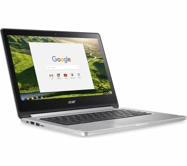 ACER Chromebook R 13 Laptop Mode