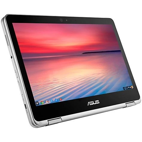 ASUS Chromebook C302ca Tablet Mode