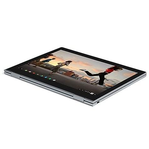 Google Pixelbook Tablet