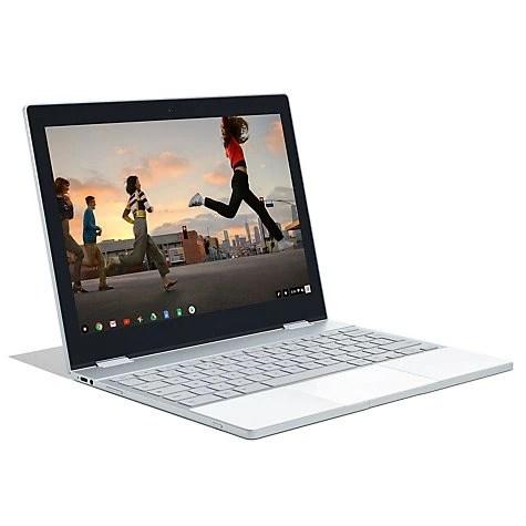 Google Pixelbook laptop sideprofile