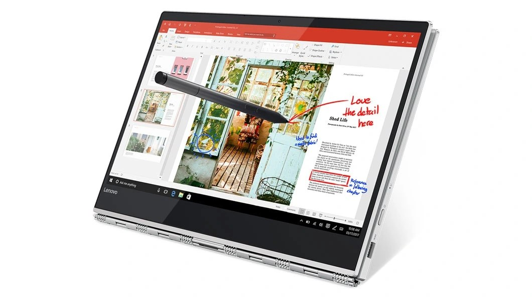 Lenovo Yoga 920 Vibes
