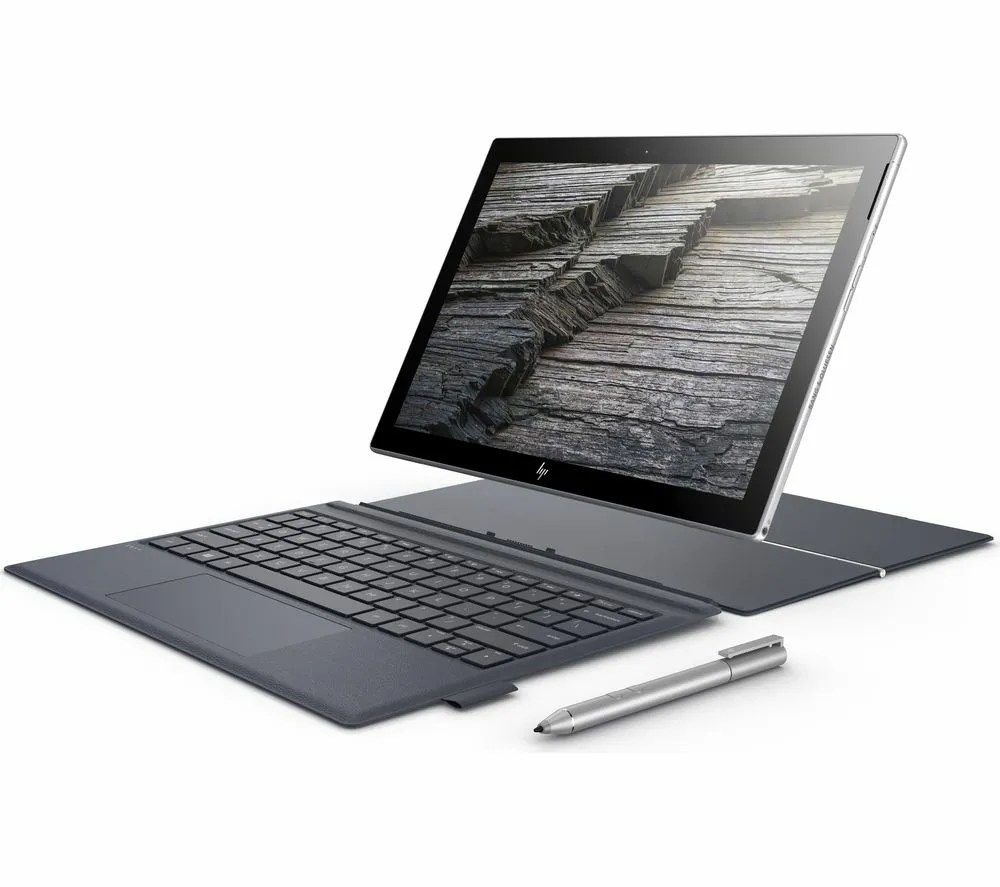 HP Envy x2 with Keyboard Cover and Stylus