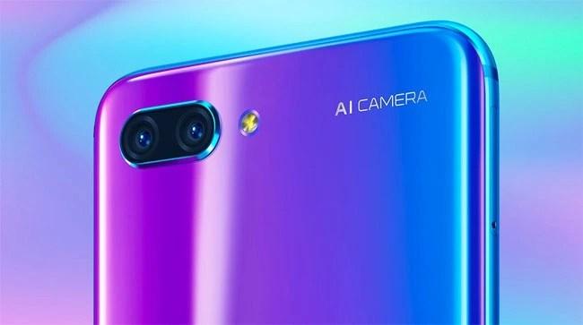 Honor 10 AI Camera