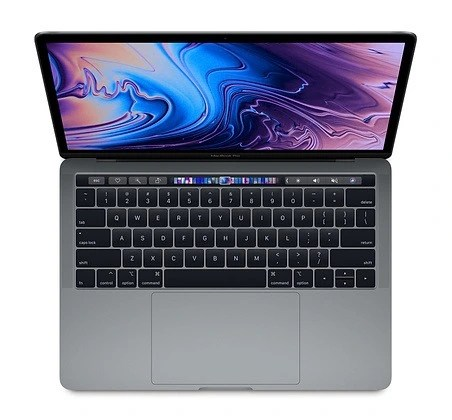 2018 mbp13 touch space gray