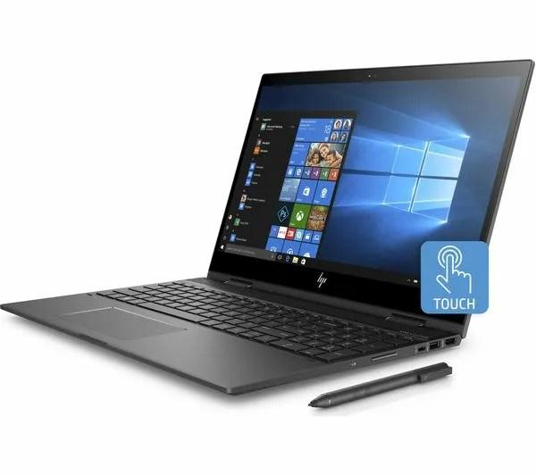 HP ENVY x360 15.6 AMD Ryzen 7