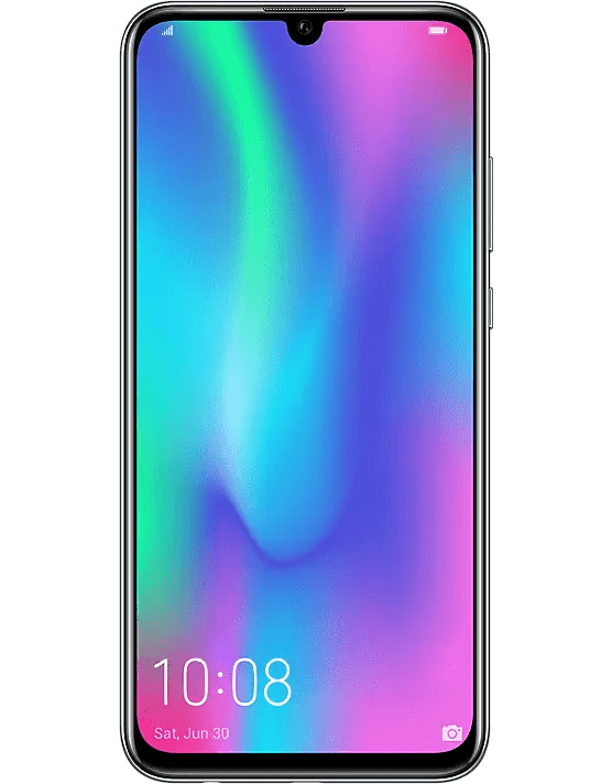 honor-10-lite front