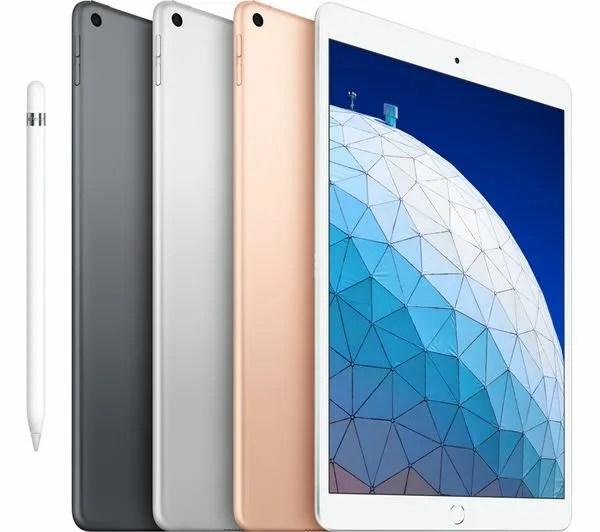 iPad Air Colours