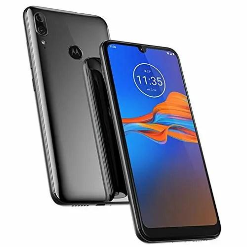 Motorola E6 Plus Smartphone