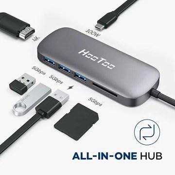 HooToo USB-C Hub