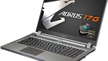 Aorus 17G Aspect
