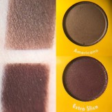 Colourpop x Zoella Brunch Date Palette Skinny Latte, Cinnamon Sugar