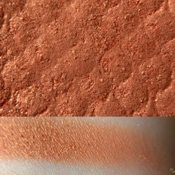 Colourpop 6AM Super Shock Shadow Swatch and Photo