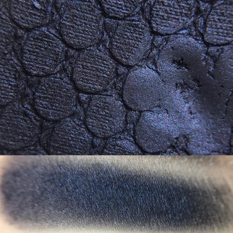 Colourpop BABY T Super Shock Shadow Swatch and Photo