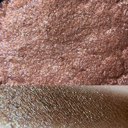 Colourpop ALMOST THERE Super Shock Shadow Swatch and Photo