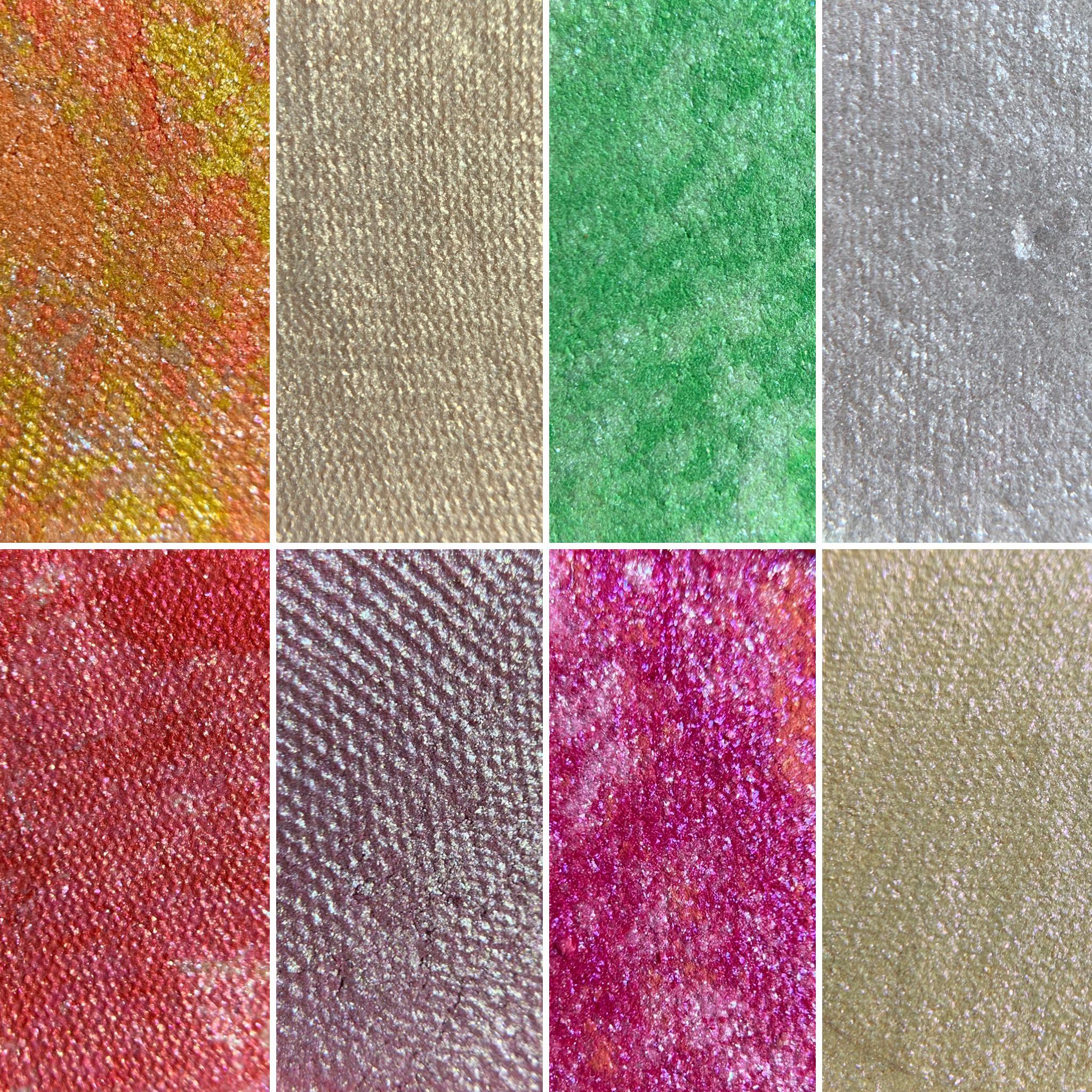Colourpop x Halo Top collection