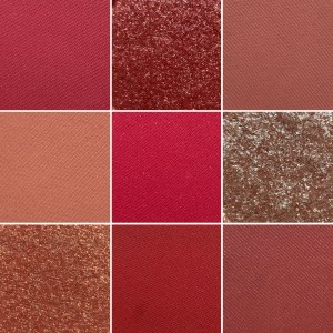 Colourpop STRAWBERRY SHAKE palette photos & swatches