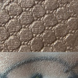 Colourpop I HEART THIS Super Shock Shadow swatch and photo