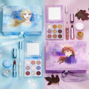 Colourpop x FROZEN 2 collection