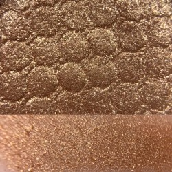 Colourpop AMAZE Super Shock Shadow swatch and photo