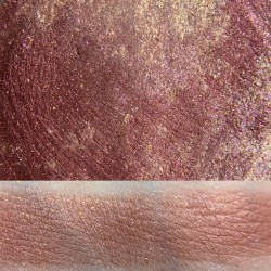 Colourpop VIXEN Super Shock Shadow swatch and photo