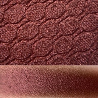 Colourpop STATIC Super Shock Shadow swatch and photo